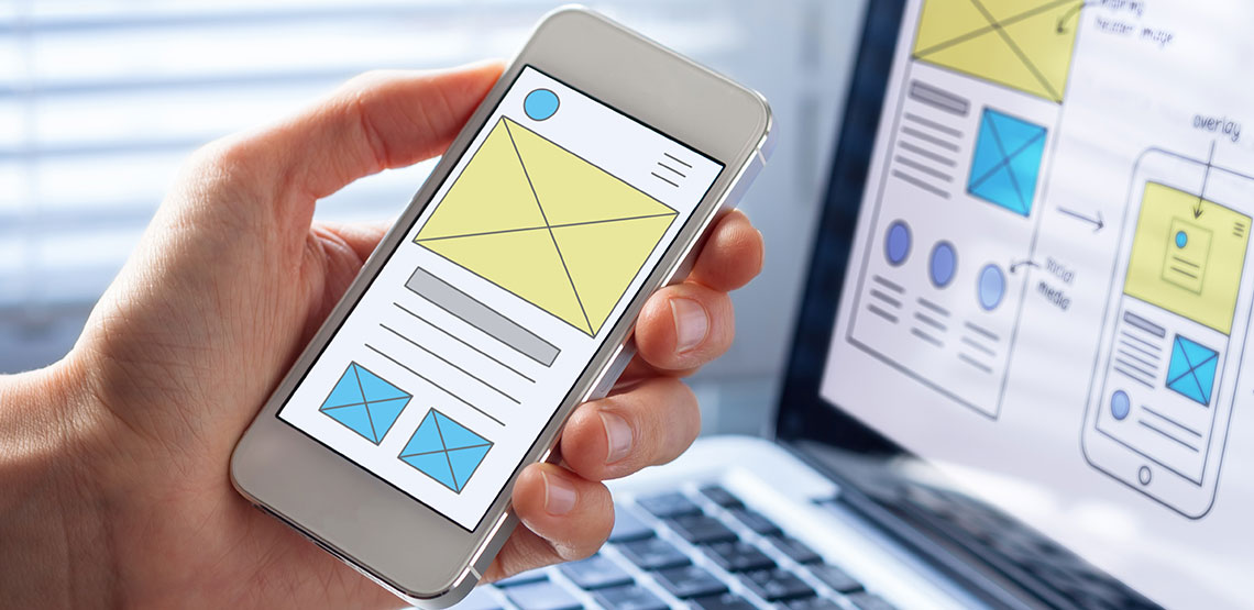 Front End Development languages for Mobile designing