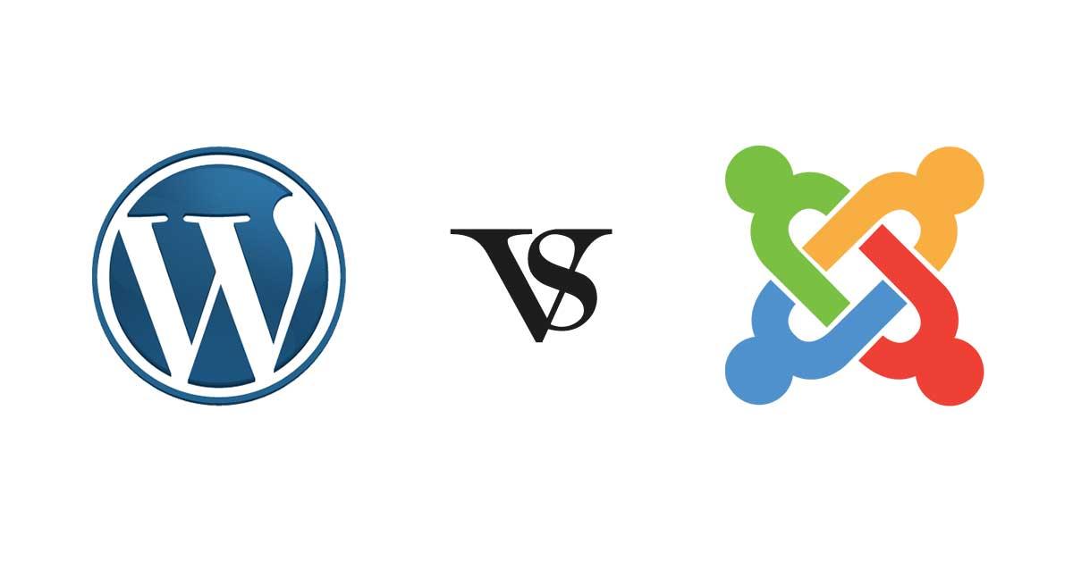 WordPress vs. Joomla