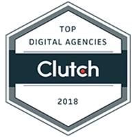 Clutch Top Digital Agency 2018